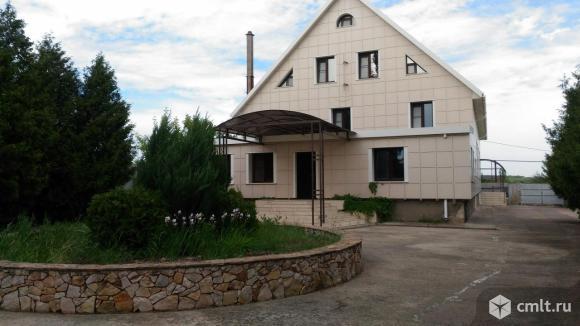 Дом в Хохле для жилья и бизнеса. Фото 1.