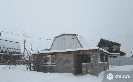 Продается дом, 75 м2, участок 4 сот.