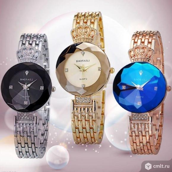 Элитные женские часы Baosaili новые беспл. дост. Фото 1.