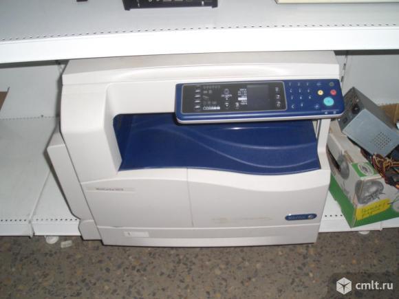 МФУ Xerox. Фото 1.