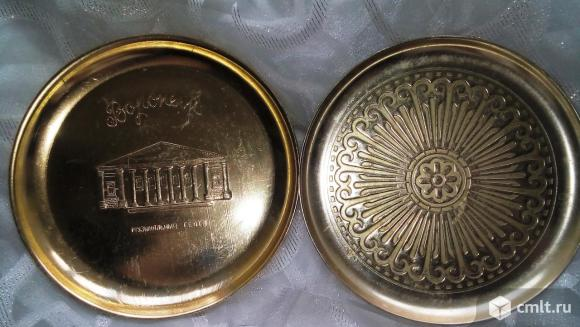 Тарелка декоративная СССР