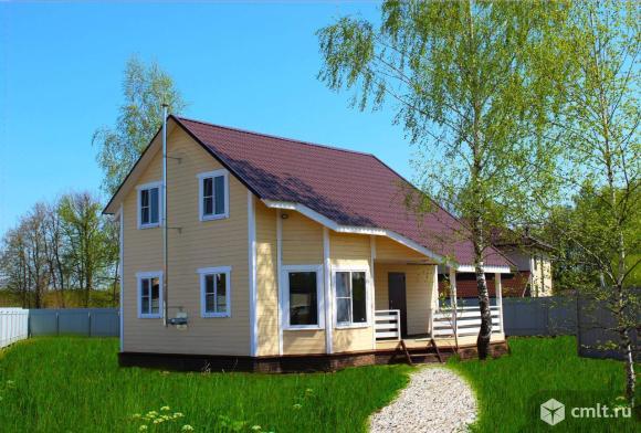 Продается: дом 108 м2 на участке 15 сот.. Фото 1.