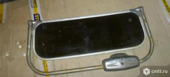 Козырек лобового стекла. Фото 1.