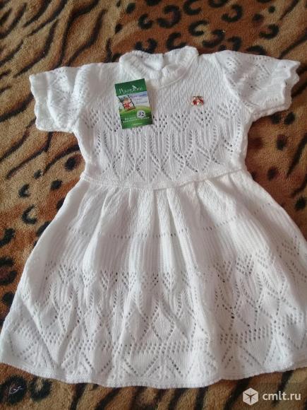 Вязаные платья новые. Фото 11.