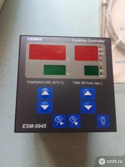 Регулятор температуры-таймер EMKO  ESM-9945 с датчиком температуры.. Фото 1.