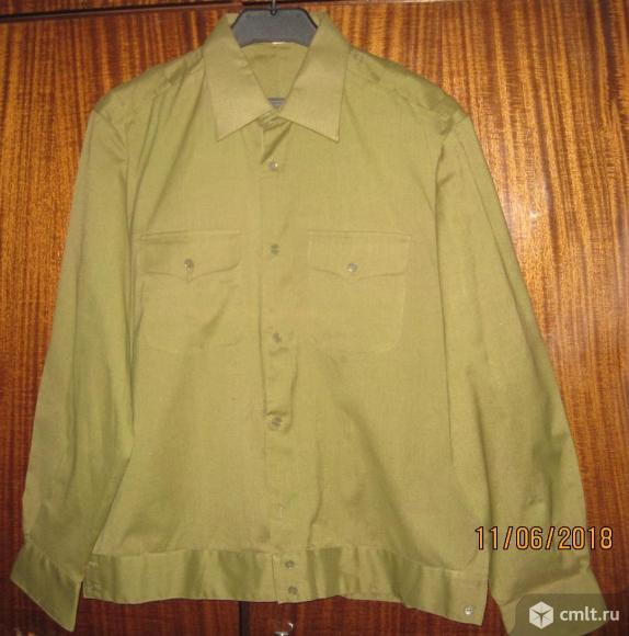 Рубашка офицерская. Фото 1.