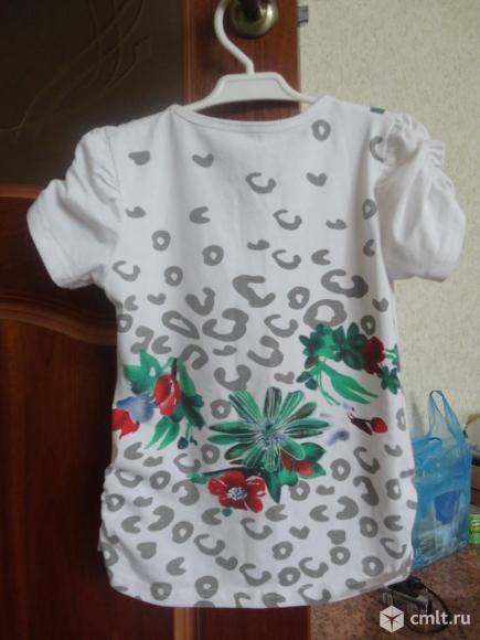 Нарядная футболка. Фото 2.