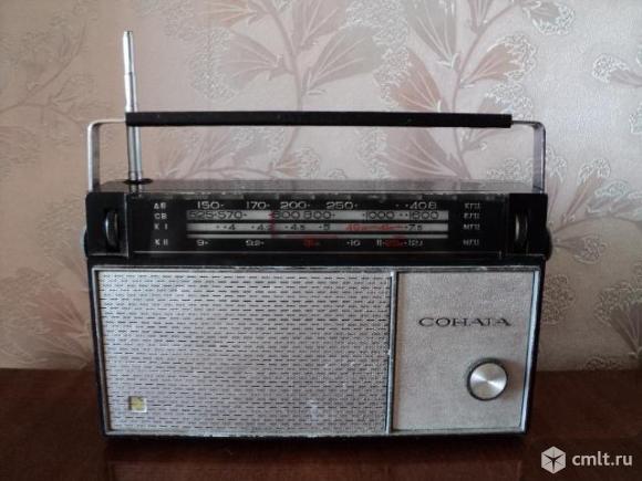 Радиоприемник Соната