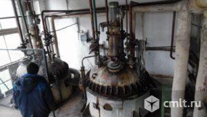 Реактор эмалированный СЭРН-2,5, объем — 2,5 куб.м., рубашка, мешалка. Фото 1.