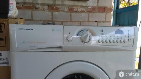 Панель управления стиральной машины электролюкс  EWS 1046