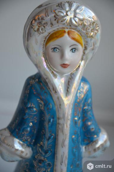 Статуэтки Новый год Елка Мороз Снегурочка Вербилки