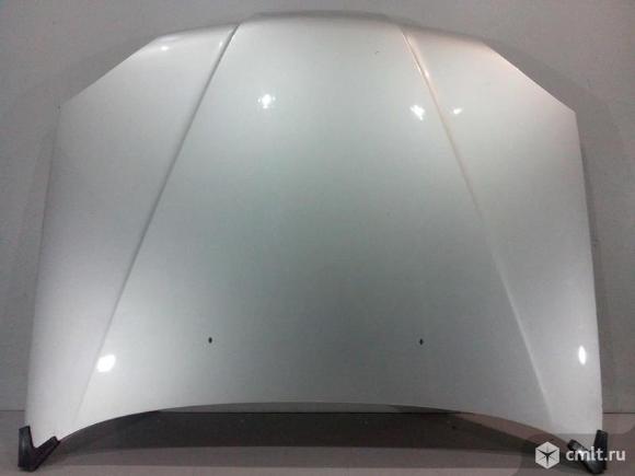 Капот DAEWOO NUBIRA III 03-04 новый оригинальный 96549085 окрашен в цвет серебристый  5*. Фото 1.