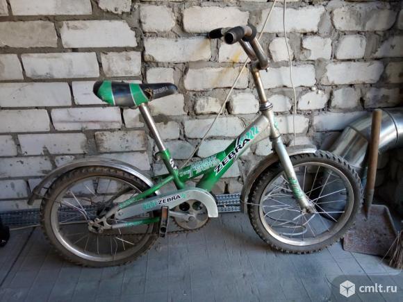 Велосипед детский Zebra