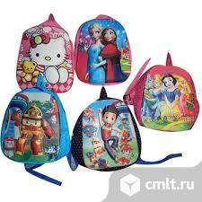 Детский рюкзак. Фото 4.