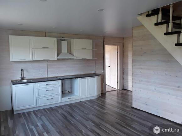 Продается: дом 100 м2 на участке 6 сот.. Фото 1.