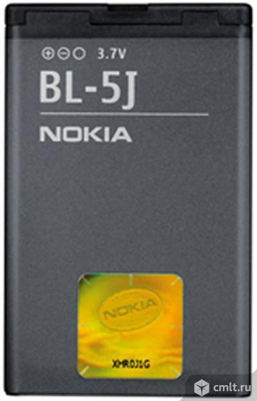 Аккумулятор для сотовых телефонов Nokia BL-5J 1430 mAh оригинальный