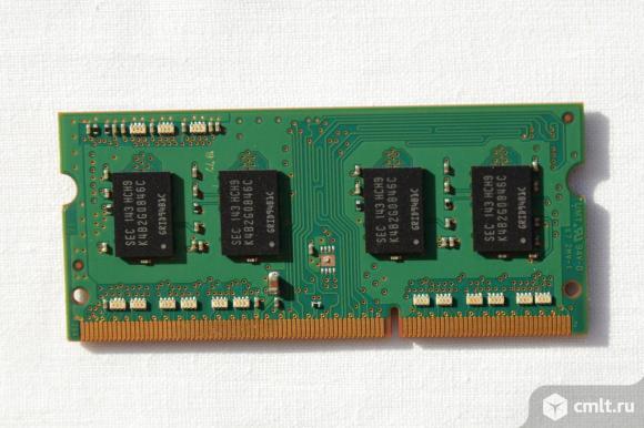 Модуль памяти DDR3 2GB Samsung. Фото 2.