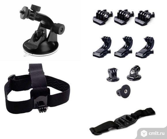 Аксесуары для экшен-камер GoPro, SJCAM, Sony. Фото 1.