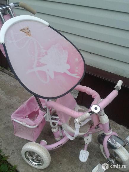 Детский 3-х колесный велосипед Lexus