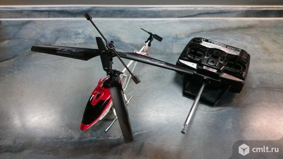 Вертолёт радио-управляемый.. Фото 1.