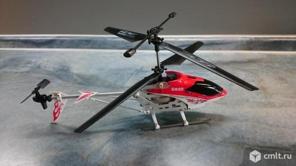 Вертолёт радио-управляемый.. Фото 4.