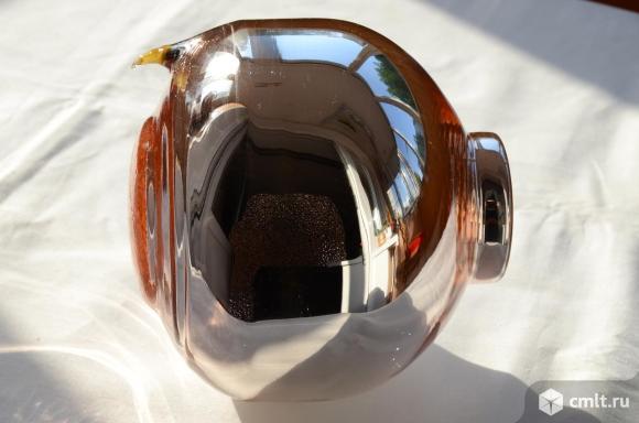 Колба вакуумная теплоотражающая круглая для термоса