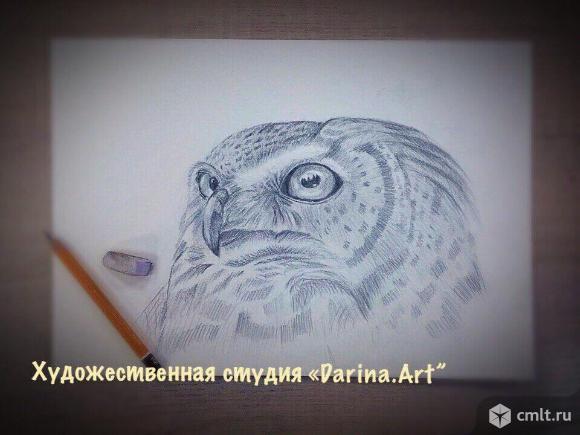 Мастер класс по графике 750 рублей