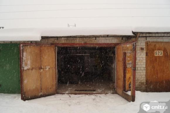 Капитальный гараж 24 кв. м Связист. Фото 1.