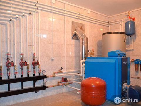 Отопление, водопровод, канализация.. Фото 1.