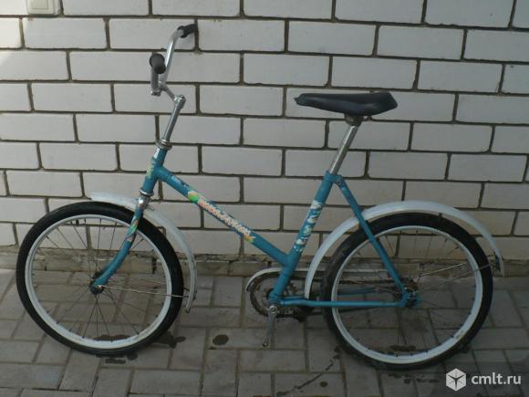 """Детский велосипед """"Школьник"""". Фото 2."""