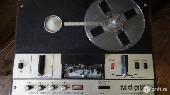 Магнитофон Маяк - 201
