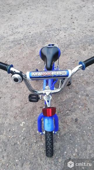 Велосипед для мальчика Макспро 12