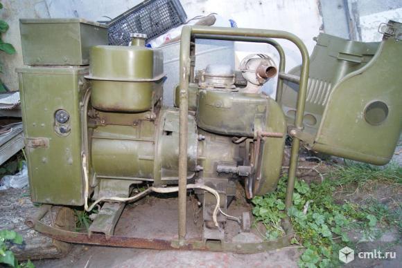 Генератор бензиновый АБ-2-О/230. Фото 4.