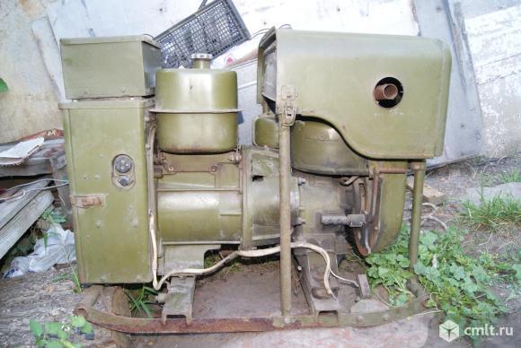 Генератор бензиновый АБ-2-О/230. Фото 1.