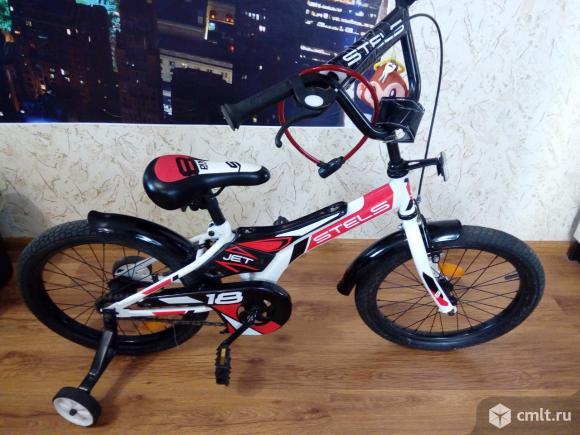 Велосипед,диаметр колес 18 (куплен в этом году 2018)