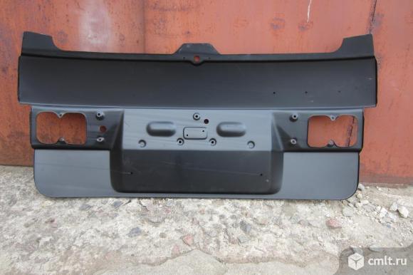 Наружная панель крышки багажника Ваз 2111,пр-ва Тольятти. Фото 2.