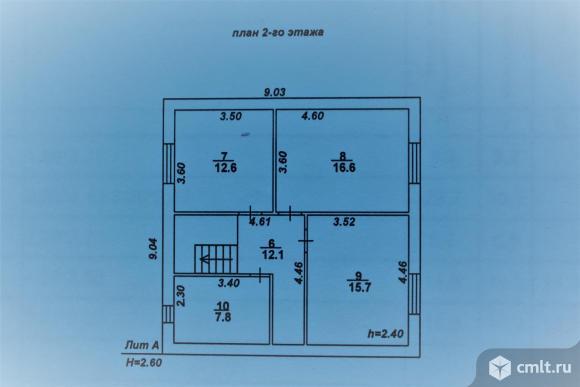 Дом 134 кв.м