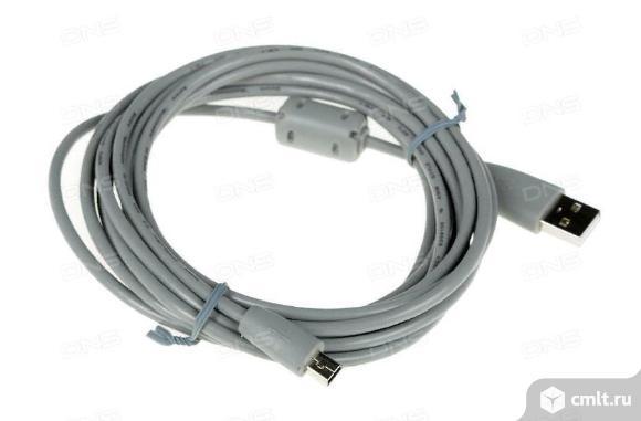 Кабель USB-mini USB 3 м (для видеорегистратора)