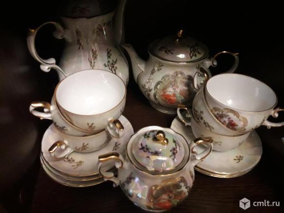 """Чайный сервиз """"Мадонна"""". Фото 1."""