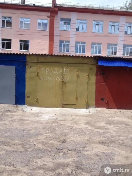 Капитальный гараж 22 кв. м. Фото 1.