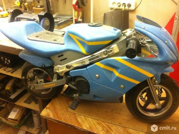 Продаю детский мотоцикл. Фото 1.