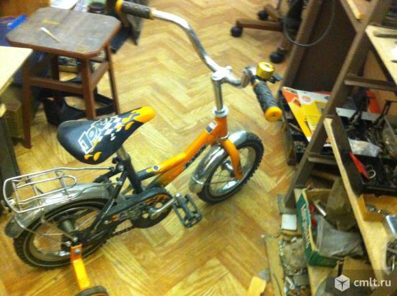 Продаю детский мотоцикл. Фото 7.