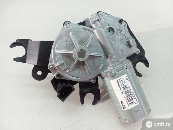 Мотор стеклоочистителя заднего стекла RENAULT SANDERO 14- / LADA XRAY 15- б/у 287105483R 287100787R. Фото 1.