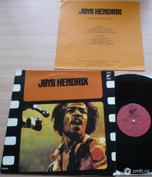 "Грампластинка (винил). Гигант [12"" LP]. Jimi Hendrix. Experience. Live at the Albert Hall, 18.2.1969. Фото 1."