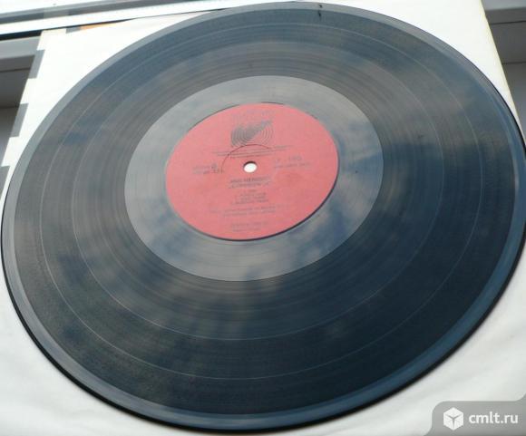 "Грампластинка (винил). Гигант [12"" LP]. Jimi Hendrix. Experience. Live at the Albert Hall, 18.2.1969. Фото 12."
