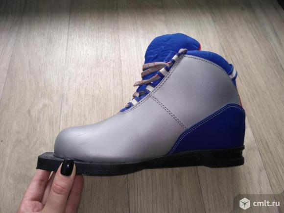 Лыжные ботинки. Фото 7.
