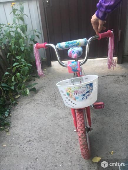 Продам детский велосипед, в отличном состояние