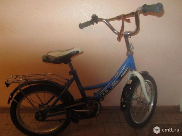 Продается двухколесный велосипед