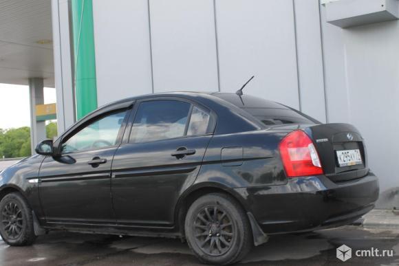 Hyundai Verna - 2007 г. в.. Фото 1.