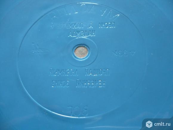 "Грампластинка. Гибкий миньон [7"" Flexi EP]. Анна Герман, Тамара Синявская, Муслим Магомаев. 1974.. Фото 4."